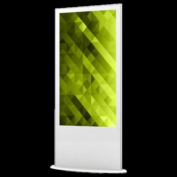 Lamina 58″ Touch – Elektronisk Rollup för inomhusbruk