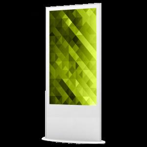 Lamina 58″ – Elektronisk Rollup för inomhusbruk