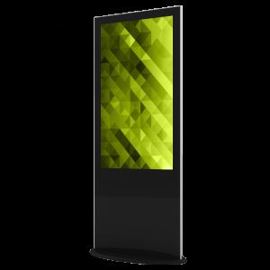 Lamina 50″ – Elektronisk Rollup för inomhusbruk