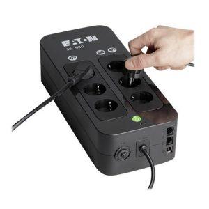 Eaton Powerware 3S 550 DIN (UPS). Begagnad